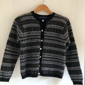 90s Vintage Karen Scott Wool Sweater